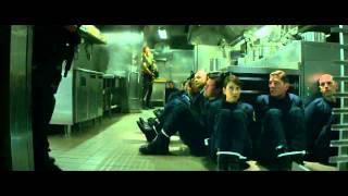 Четырехминутный отрывок из фильма Первый мститель 2 Другая война
