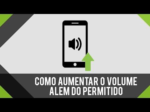 Como aumentar o volume do celular além do permitido | MUITO MAIS ALTO!
