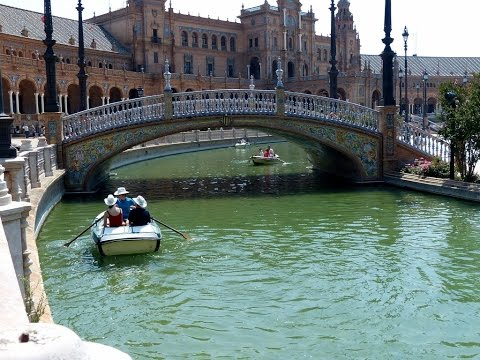 One of the Most Beautiful Cities in Europe, Seville, Spain