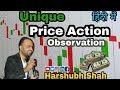 Price Action Intraday Observation II Hindi II Technical Analysis