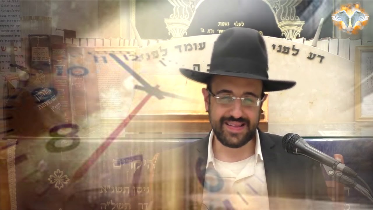 הרב מאיר אליהו   מה קורה בסוף החיים??? מרתק ביותר!!!