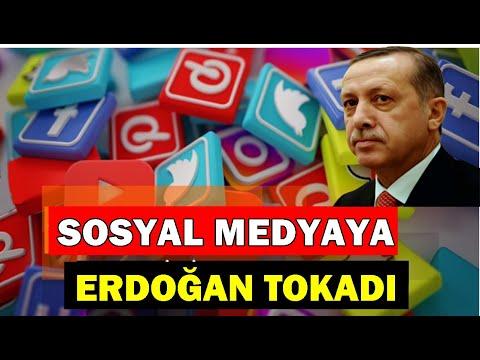 İnternet'e ERDOĞAN TOKADI /  Berat Albayrak - Esra Albayrak Sosyal Medya Düzenlemesi Ak Parti Meclis
