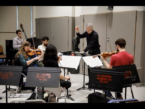 Indiana University's New Music Ensemble to perform in celebration of IU Mexico Gateway opening