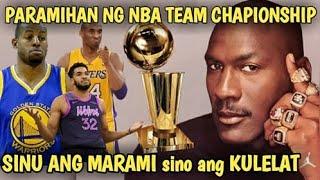 NBA TEAM CHAMPIONSHIP NA WALA PA HANGGANG NGAYON KILALANIN NBA 2019-2020 LATEST CHAMPIONSHIP