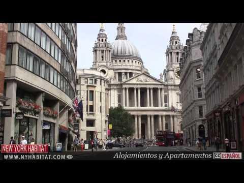 Video Tour de Londres: City de Londres
