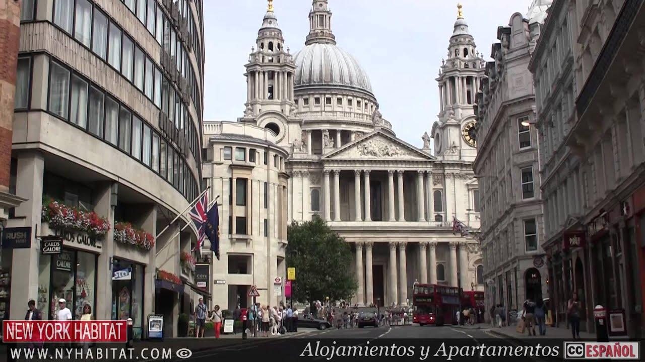 Video tour de londres city de londres youtube for Tour city londres