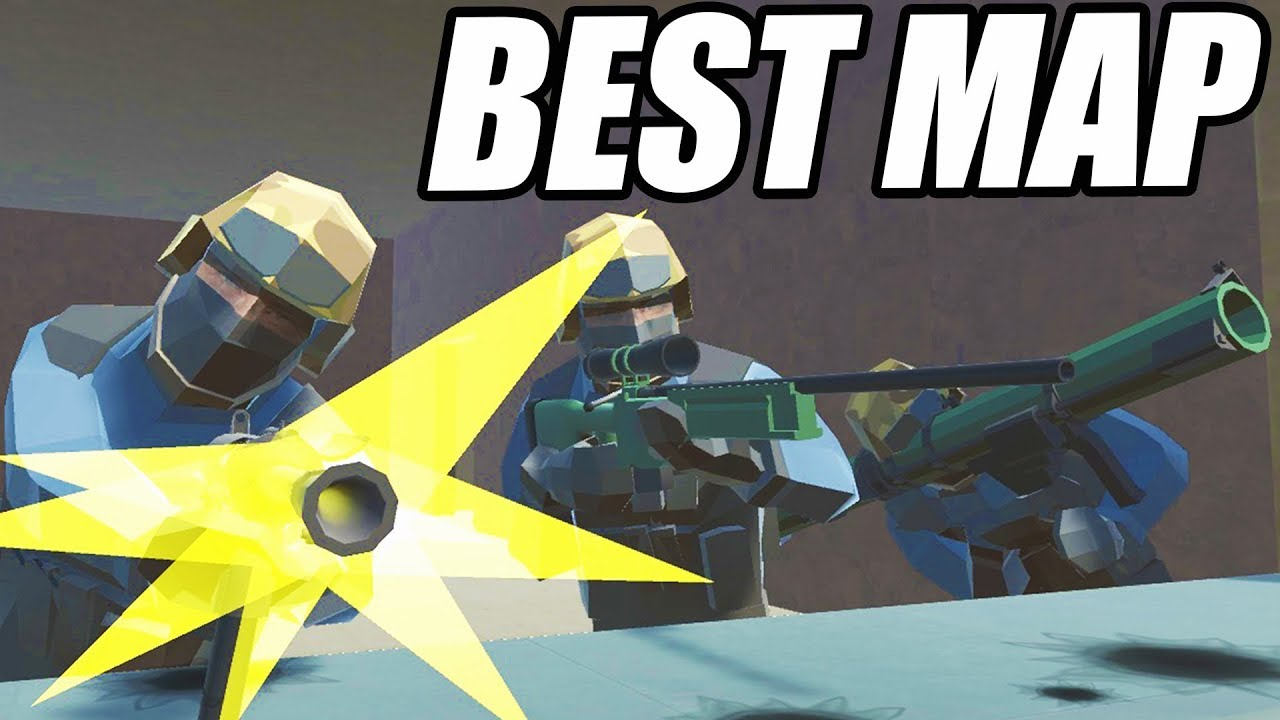 Ravenfields BEST NEW Map YET! New Automatico & Airships! (Ravenfield Beta  Gameplay)
