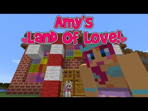 Amy's Land Of Love! Ep.168 THE CANDY STORE! | Amy Lee33