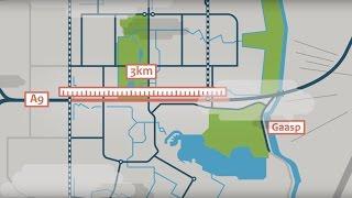 hoe bouw je de langste landtunnel van nederland