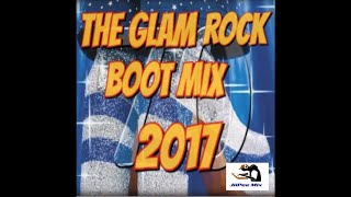 The 70's Glam Rock Boot Mix 2017