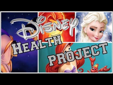 Disney Health Karaoke [A Kyle Creation]