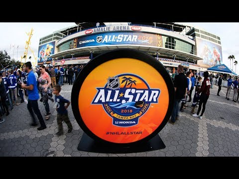 TAMPA BAY NHL ALL STAR GAME! PART 3