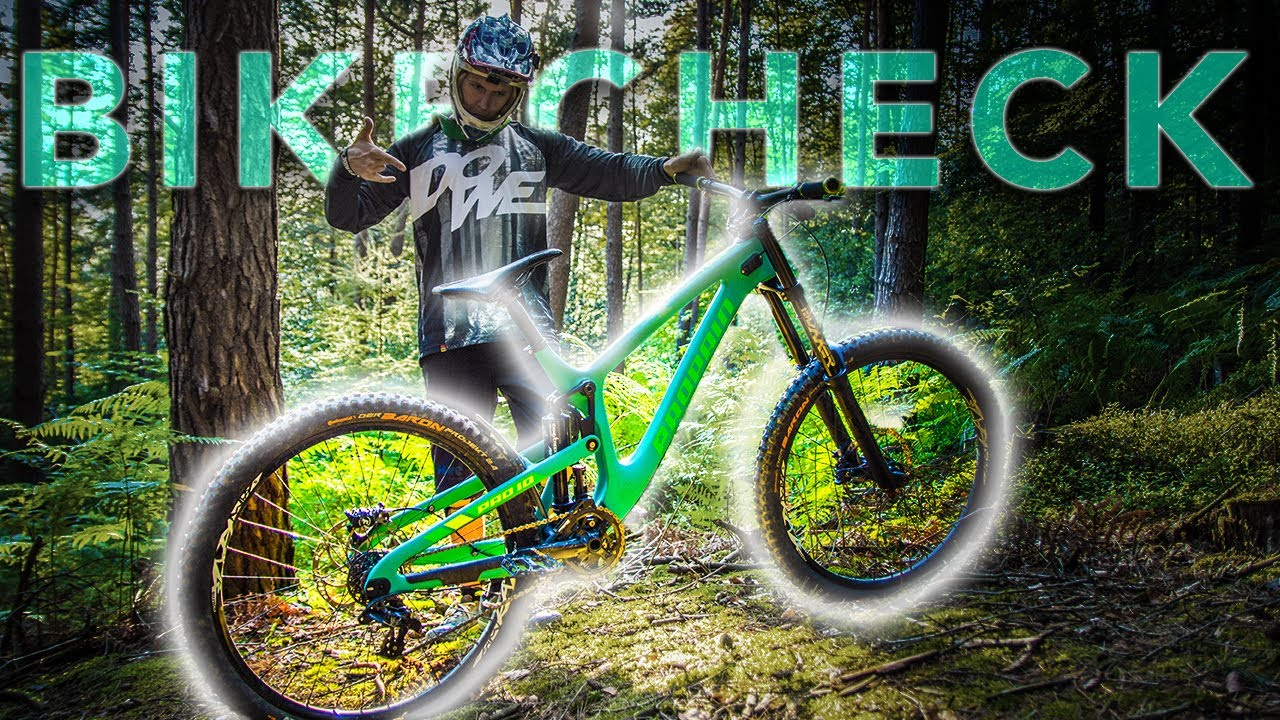 a7097003dc0 Bike Check: Propain Rage CF 2017 - TrailTouch - YouTube