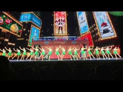"""New York at Christmas"" - Part 2 - Radio City 2016"