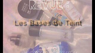 PAOLABEAUTY REVUE | LES BASES DE TEINT (TOUS TYPES DE PEAUX) - PART2 Thumbnail