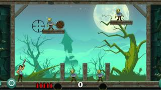 STUPID ZOMBIES,FUNNY GAME,LOGIC BRAIN GAME