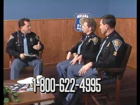 Indiana State Police Jan. 1995 How To Become an Indiana State Trooper