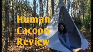 """Honest Review: The """"Cacoon"""" Brand Hanging Chair/Hammock/Tent"""