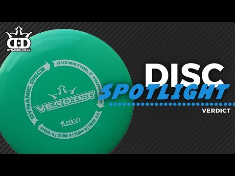 Dynamic Discs Verdict