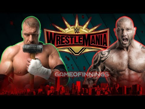 Batista Vs Triple H Grand Match Almost Confirmed Happen Soon In WWE