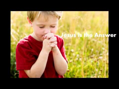 Jesus is the Answer w/lyrics - Michael W Smith