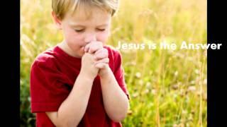 Jesus is the Answer w/lyrics - Michael W Smith