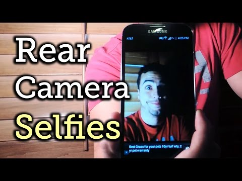 Take Better Selfies with Your Rear-Facing Camera - Android [How-To]