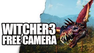 THE WITCHER 3 Mods: Free Camera & Debug Console Enabler / German PC  Deutsch mit SiriuS