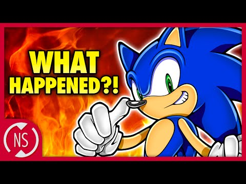 How The Sonic The Hedgehog Extended Universe Died! || NerdSync