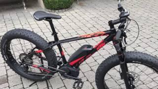 KTM Amcina Freeze 2017 Fatbike E-Bike Bosch performence CX