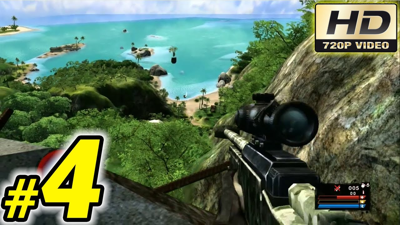 Far Cry Classic Walkthrough: Part 4 - (Xbox 360 ...