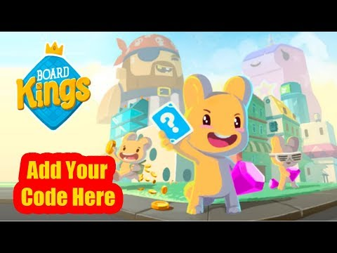 Board Kings Android/iOS Gameplay (add Your Code Here)