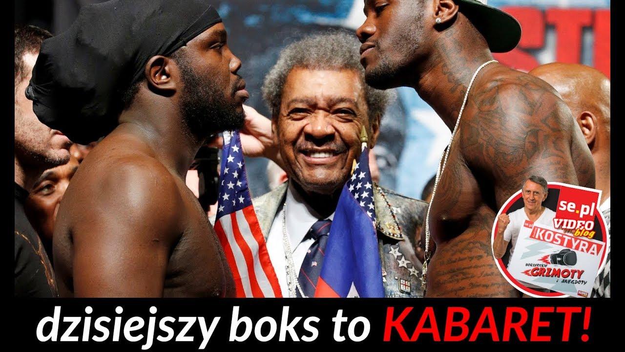 Dzisiejszy boks to KABARET! Został tylko jeden wojownik… l ANDRZEJ KOSTYRA