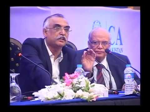 ICAP Seminar on Governance in Pakistan – Challenges & Solutions  Part-5