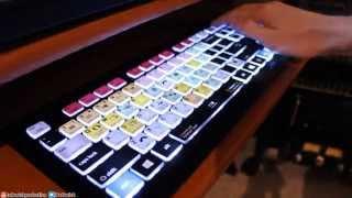 Editors Keys - Ableton Live Backlit PC Keyboard Review