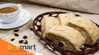 Cách làm bánh bao yến mạch vừa ngon lại healthy