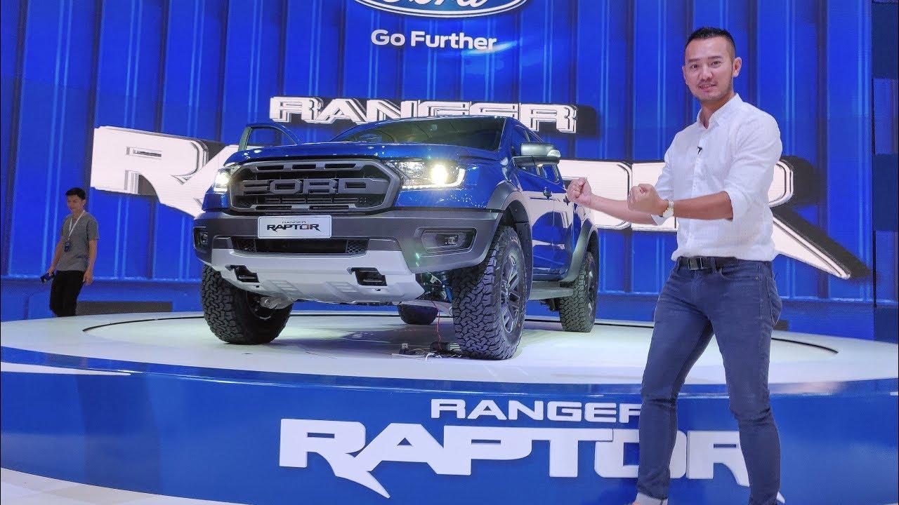 Ford Ranger Raptor tại Việt Nam