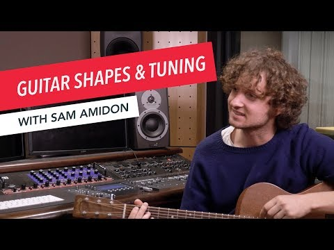 Sam Amidon: Generating Ideas with Guitar Shapes & Alternate Tuning | Songwriting | Tips & Tricks