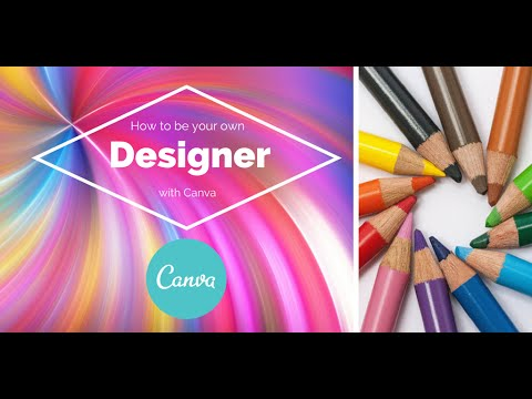 Design Your Own Artwork With Canva for iPad