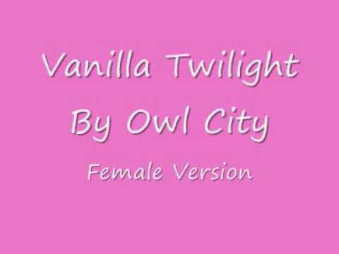 Vanilla Twilight Female Version