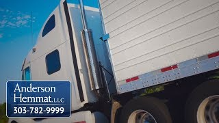 How to Handle a Commercial Semi Truck Accident Personal Injury Claim in Colorado