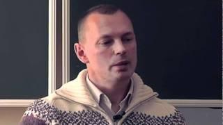 Александр Палиенко Отрывок из конференции Время высокой судьбы