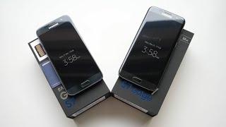 مقارنة | سامسونج جلاكسي اس ٧ و اس ٧ إيدج Samsung Galaxy S7 Vs S7 Edge