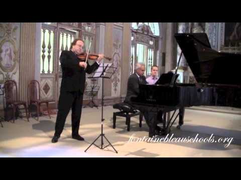 Lili Boulanger, Nocturne for Violin & Piano - Guillaume Sutre & Yves Henry