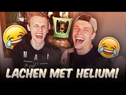 LACHEN MET HELIUM!