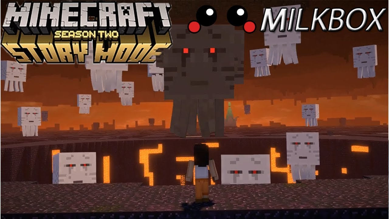 how to make a three headed monster in minecraft