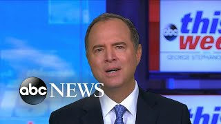 House Intelligence Committee expects to hear from whistleblower 'very soon': Schiff | ABC News