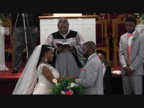 The Lords Prayer Wedding Song   Takika and Kevin