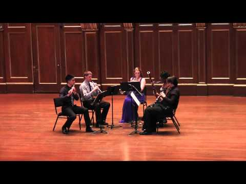 Klughardt - Wind Quintet op. 79 - Philharmonic Five
