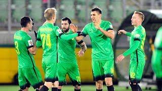 «Анжи» 4 — 0 «СКА-Хабаровск». Обзор матча
